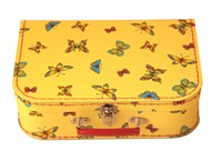 Children´s suitcase 30cm butterfly