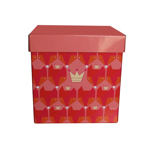 Storage box 28cm DecorPlay girl