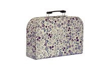 Children´s suitcase 25cm with flowers