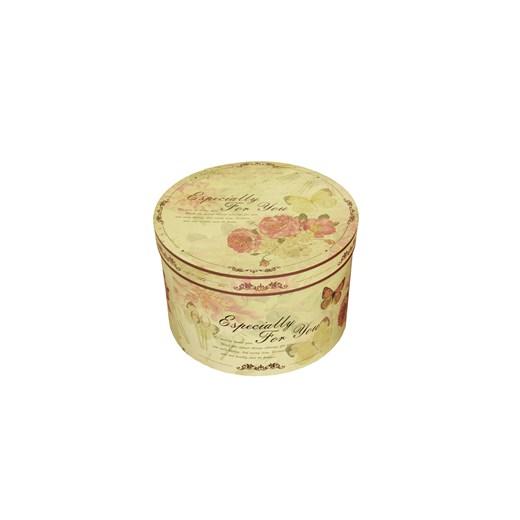 Round box 26cm romantic