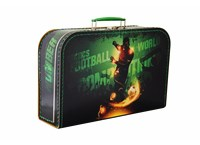 Children´s suitcase 35cm football