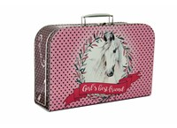 Children´s suitcase 35cm horse