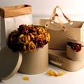 Children´s suitcase 30cm natural